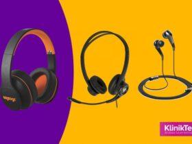 Perbedaan Headset, Headphone, Earphone dan Handsfree
