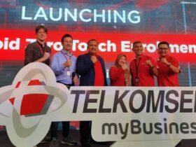 Keuntungan UKM Memakai Telkomsel myBusiness