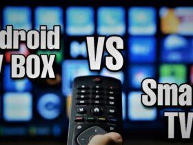 Pilih Android BOX atau Smart TV