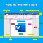 Bagian-bagian Menu Microsoft Word dan Fungsinya