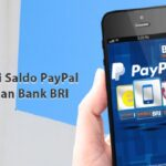 Cara Isi Saldo PayPal Dengan BRI