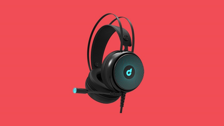 dbE GM180 7.1 Virtual Surround Gaming Headphone