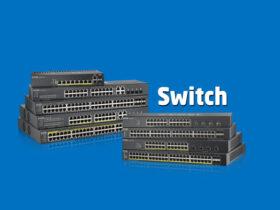 Pengertian Switch, Fungsi Switch, Jenis Switch dan Cara Kerja Switch
