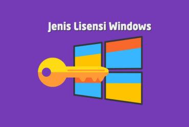 Perbedaan Jenis Lisensi Windows COA, OEM, OLP dan FPP