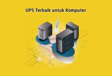 5 Rekomendasi UPS Terbaik Untuk Komputer server, kantor & PC Pribadi
